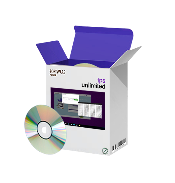 TPS Unlimited software package image